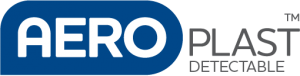AeroPlast Detectable Logo