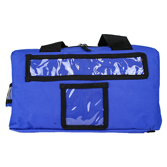 Blue Softpack First Aid Bags – Large>