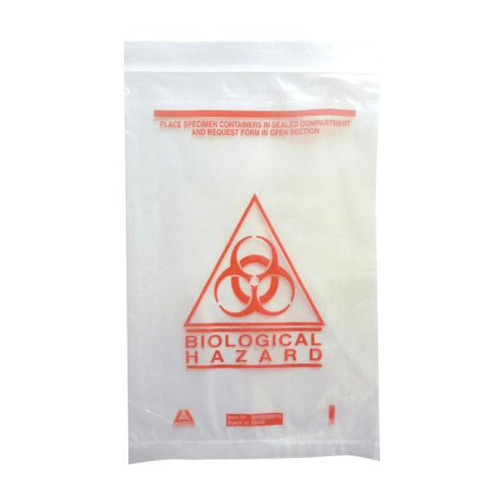 Biohazard Clinical Waste Bags>