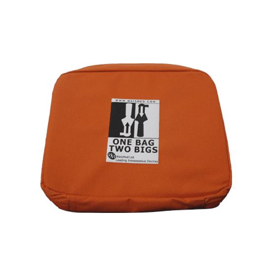 B.I.G. Bone Injection Gun Orange Bag>