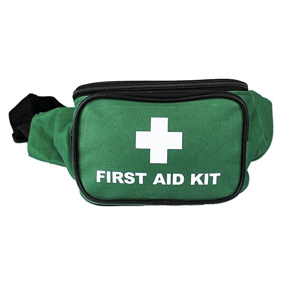 Green Softpack Bum Bag>