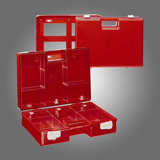 Orange Plastic Multisan Boxes – Waterproof>