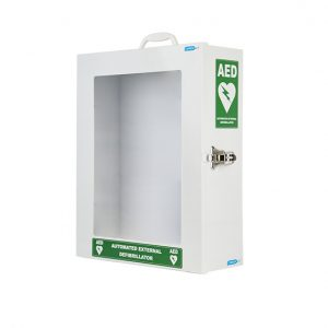 Image of AED standard wall cabinet