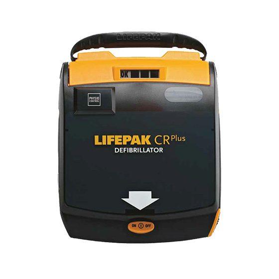 LIFEPAK CR Plus Fully-Automatic Defibrillator>