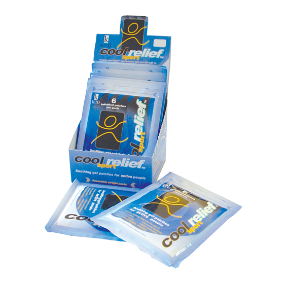 Cool Relief Cold Patches>