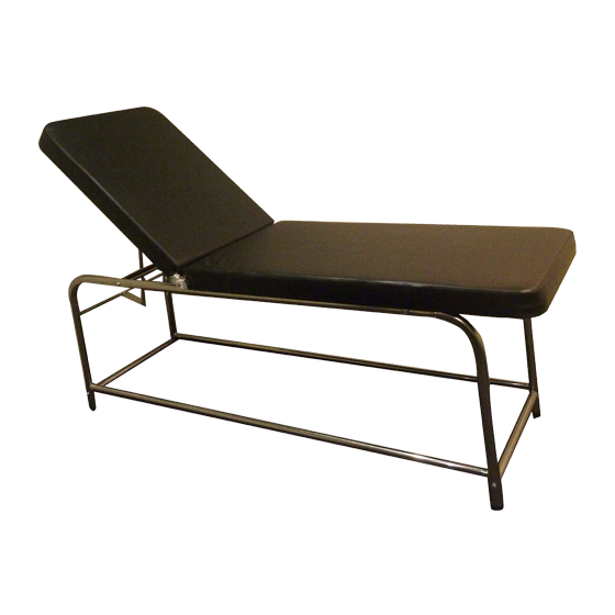 Medical Examination Table with Adjustable Back>