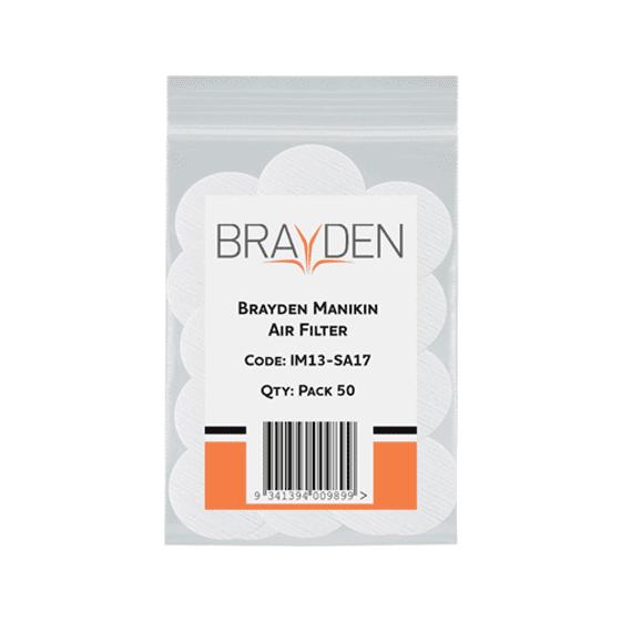Brayden Manikin – Air Filter>