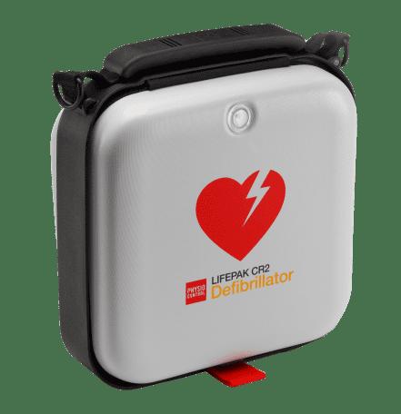 LIFEPAK CR2 AED Fully-Automatic Defibrillator WiFi>