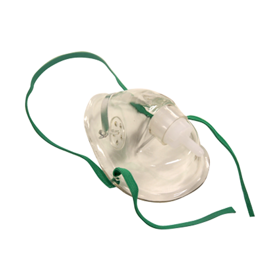 Oxygen Therapy Masks – Child (without tubing)>