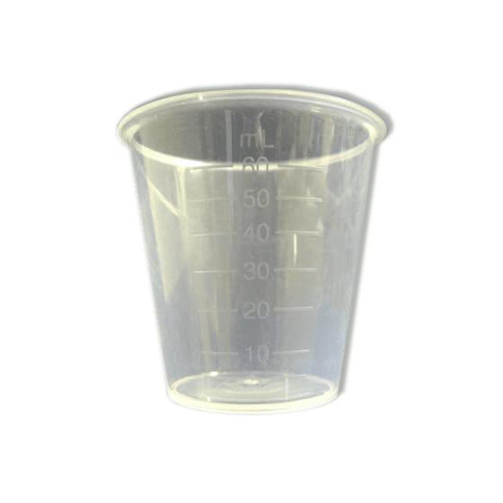 AeroSupplies Portion Cups – Plastic>