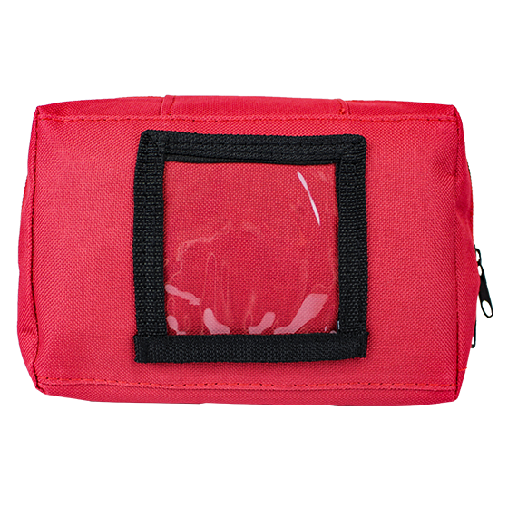 Red Softpack First Aid Bag – Small>