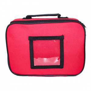 Red Softpack First Aid Bags - Medium
