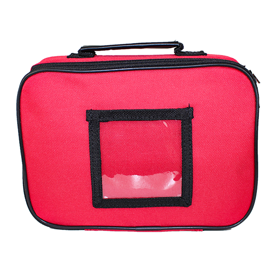 Red Softpack First Aid Bags – Medium>