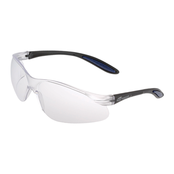 Vortex Safety Spectacles Clear>