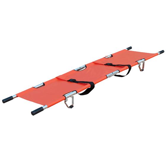 Emergency Pole Stretchers, Alloy – Dual Fold>
