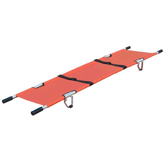Emergency Pole Stretchers, Alloy – Single Fold>