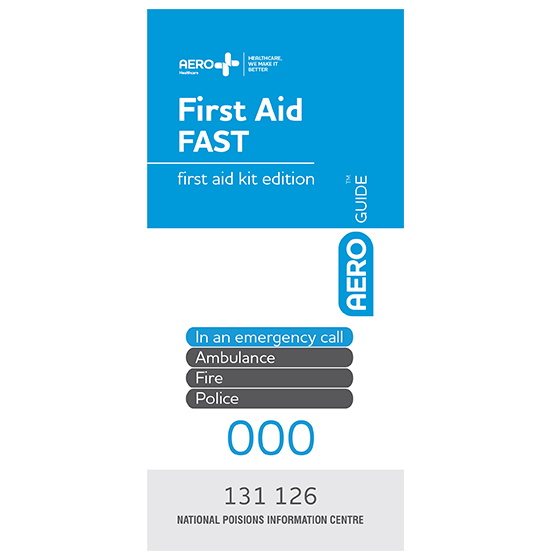 AeroGuide First Aid Leaflet>