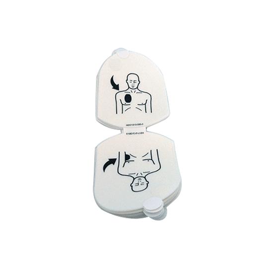 HeartSine Trainer Defibrillator Pads Set of 10>