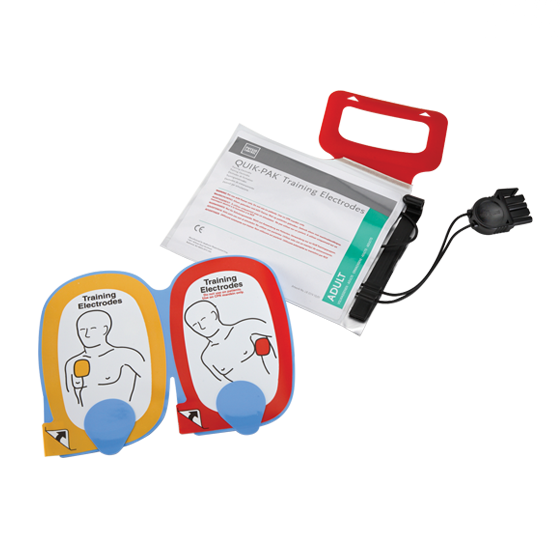 Trainer LIFEPAK CR Plus Electrodes>