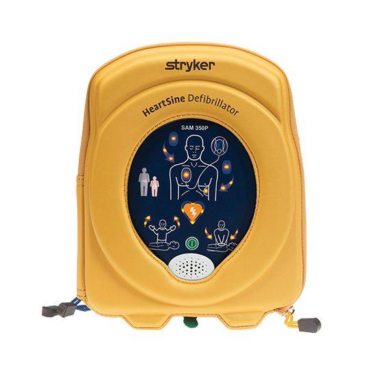 HeartSine samaritan PAD 350P Defibrillator WiFi>