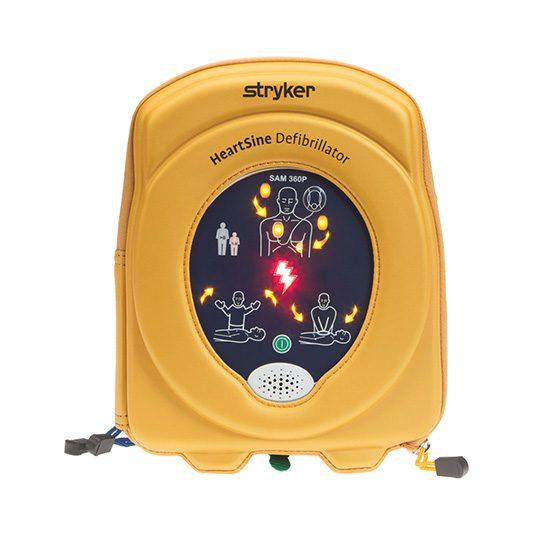 HeartSine samaritan PAD 360P Defibrillator WiFi>