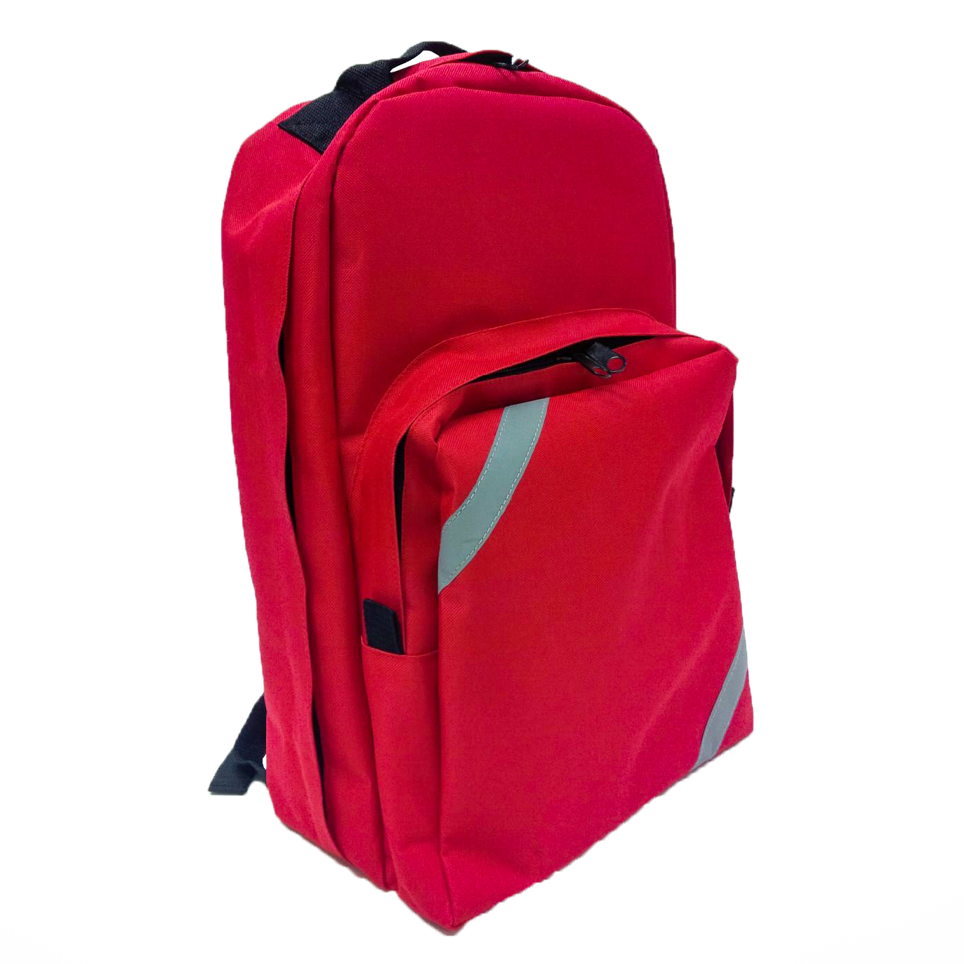 Red Softpack First Aid Backpack>