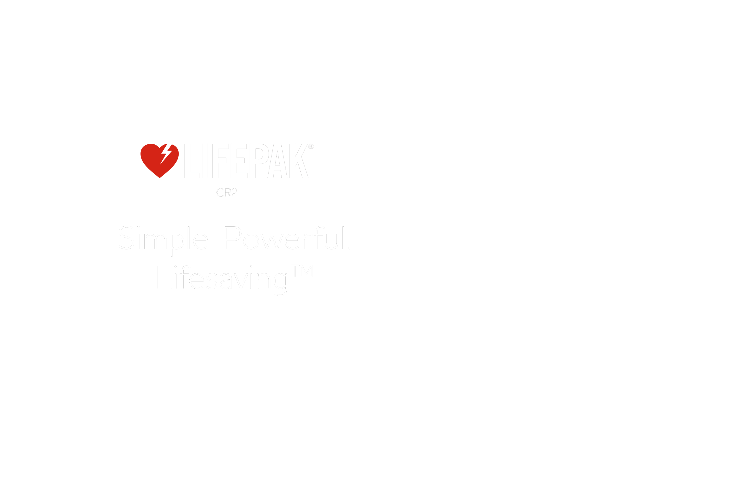 Title Introducing the Lifepak CR2