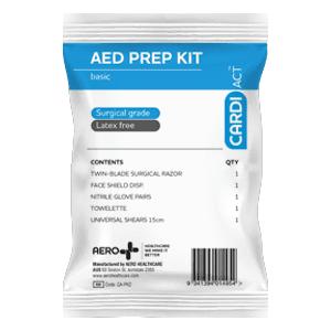 AED Basic Prep Kit>