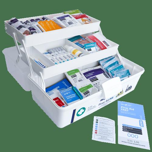 Responder Tackle Box Kit – 4 Series>