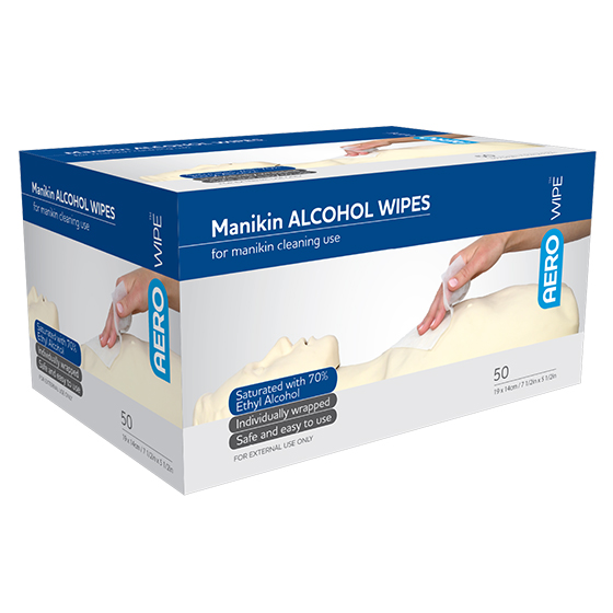Manikin Alcohol Wipes>