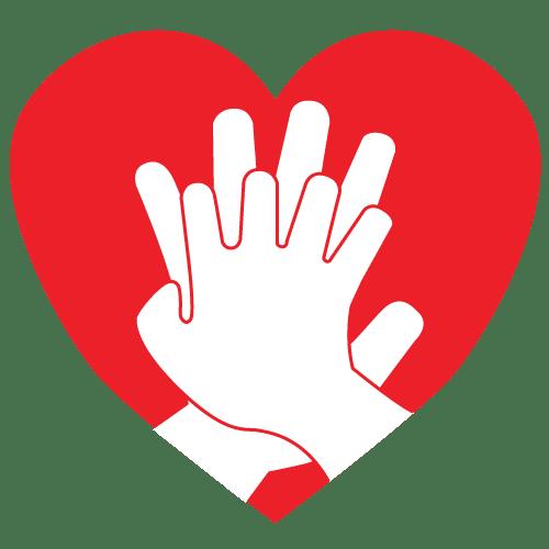 Large Heart Logo