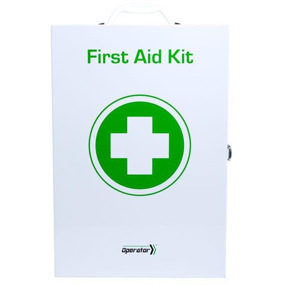 Operator 5 Series – Metal First Aid Kit>