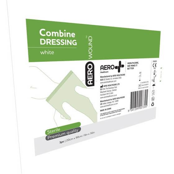AeroWound Combine Dressings 20cm x 91cm>