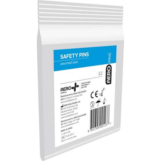 AeroPins First Aid Safety Pins>
