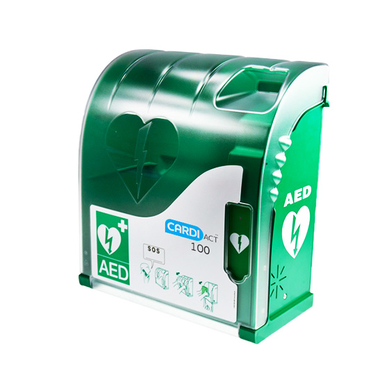 CardiAct 100W AED Cabinet>