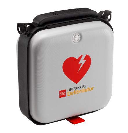 LIFEPAK CR2 Essential Fully-Automatic AED>