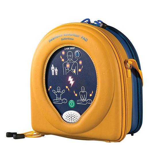 HeartSine samaritan PAD 360P Defibrillator>