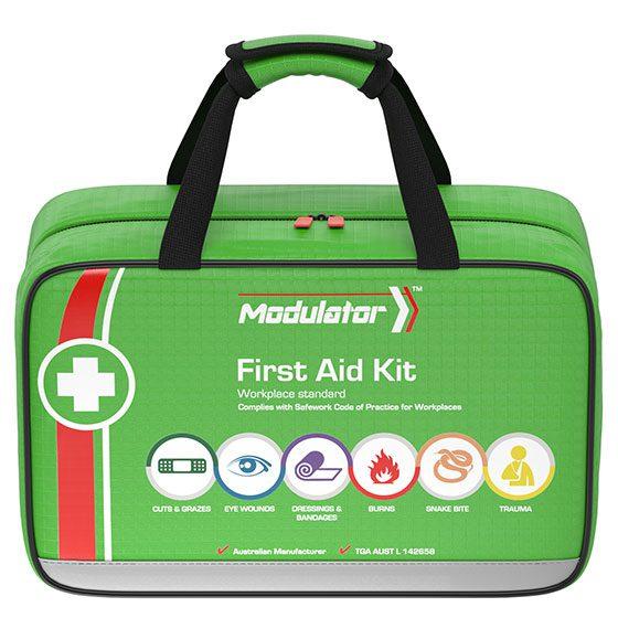 The Modulator – 4 Series Workplace Plus Kit>