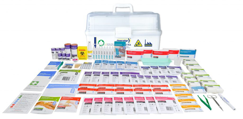 Aerokit AFAK5T kit case and contents
