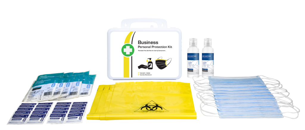 Business Personal Protection Kit_Contents