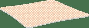 Layer graphic of the Aeroplast™ Plastic