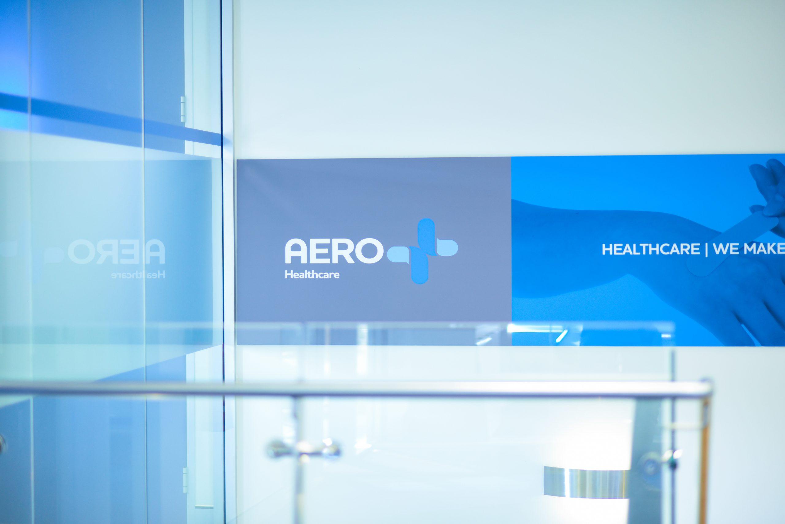 Inside an Aero Australia Office
