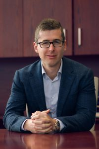 David Levingston Aero Healthcare Global Marketing Manager
