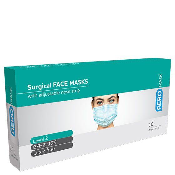 AEROMASK Surgical Face Masks>