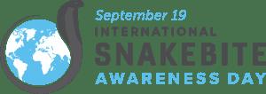 Snake Bite Awareness Day Logo