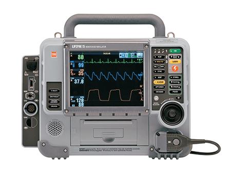 LIFEPAK 15 monitor/defibrillator>