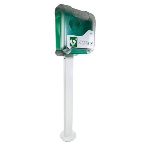 CardiAct AED Cabinet Stand>