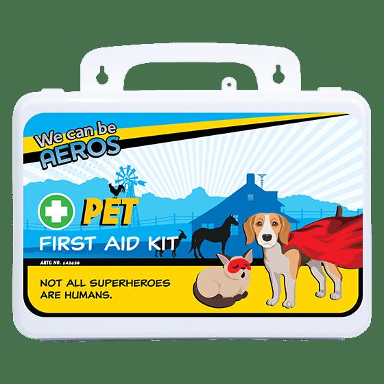 Pet First Aid Kit – AFAK2WP>
