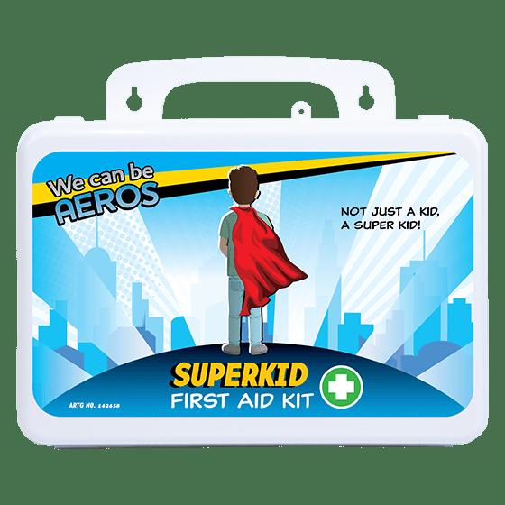 SuperKid First Aid Kit>