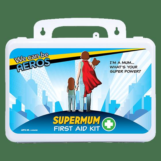 SuperMum First Aid Kit>